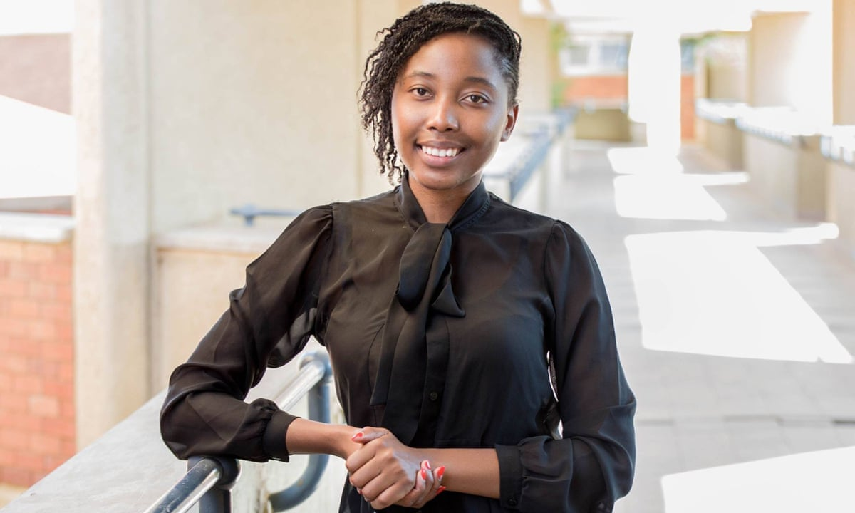 Namibia S Youngest Mp Enters The Crucible As Africa S Youth Lead The Way Global Development The Guardian