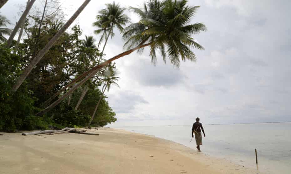 Nemto Island, Papua New Guinea