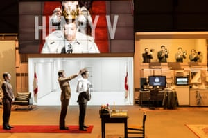 Ivo van Hove's King's of War