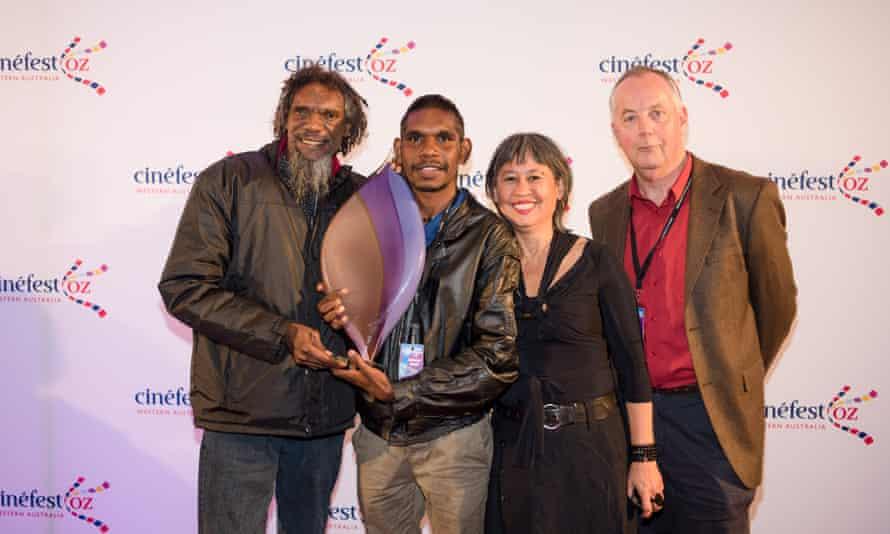 Putuparri and the Rainmakers wins CinefestOz