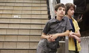 Michael Barbieri and Theo Taplitz in Little Men