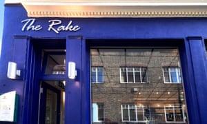 The Rake, near Borough Market, London Bridge