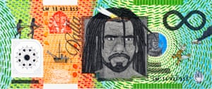 Blood Money: Infinite Dollar Note – Dundalli Commemorative by Ryan Presley