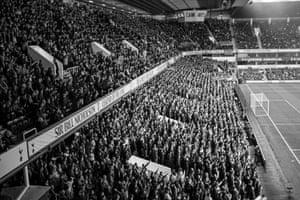 Tottenham Hotspur – Brighton (2–0), 29th Oct. 2014 Lamela (54'), Kane (74') EFLC. White Hart Lane. Att: 33,537. Ref: M. Clattenburg