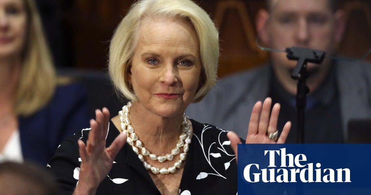 Cindy McCain rebukes Trump and publicly endorses Joe Biden for president – The Guardian