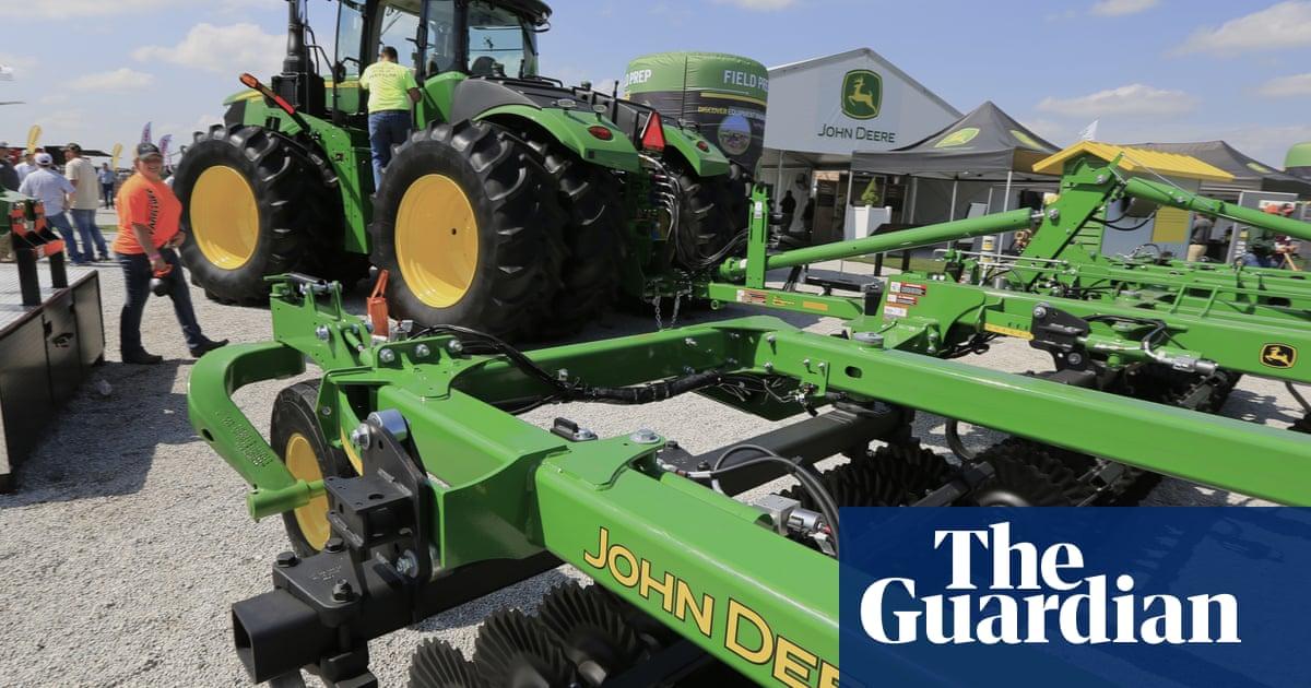 Over 10,000 John Deere workers strike over 'years' of poor treatment