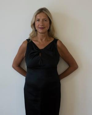 Whitechapel Gallery director Iwona Blazwick