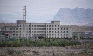 Camp in Xinjiang