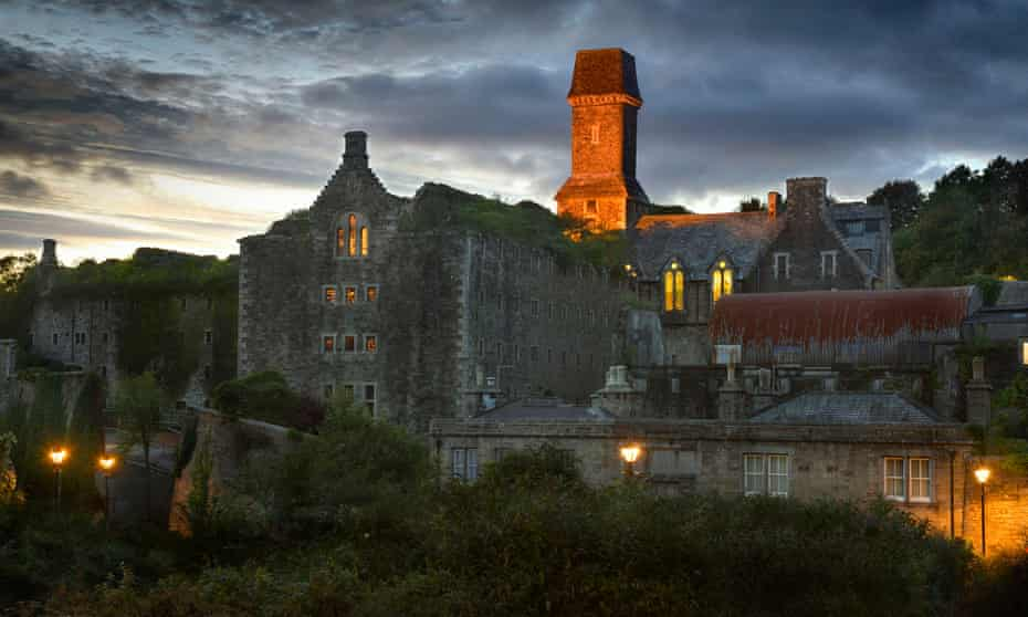 Bodmin Jail's After Dark experience, Cornwall