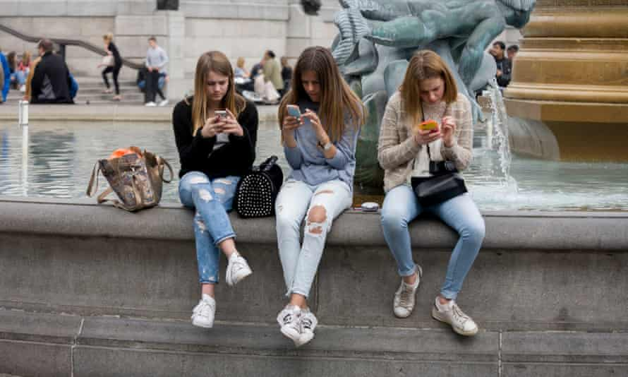 Apps such as menstuartion tracker Clue have helped demystify periods between young female peers.