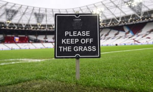There is no protocol yet for contact in training and no cross-party consenus on football's return in England