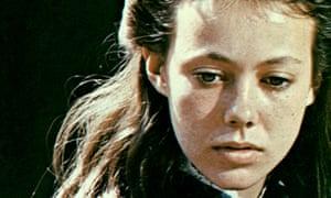 Jenny Agutter in The Railway Children.