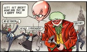Ben Jennings 30.09.19 cartoon