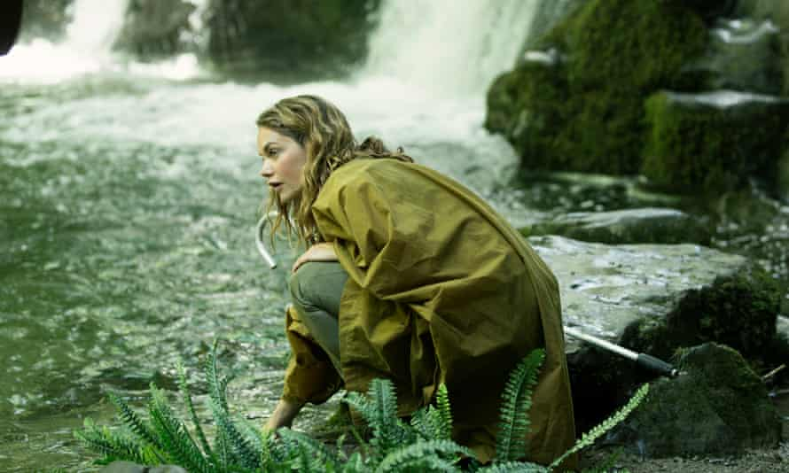 Ruth Wilson in Dark River.
