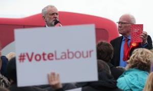Labour support spiked highest during the debate programmes that occurred during that week.