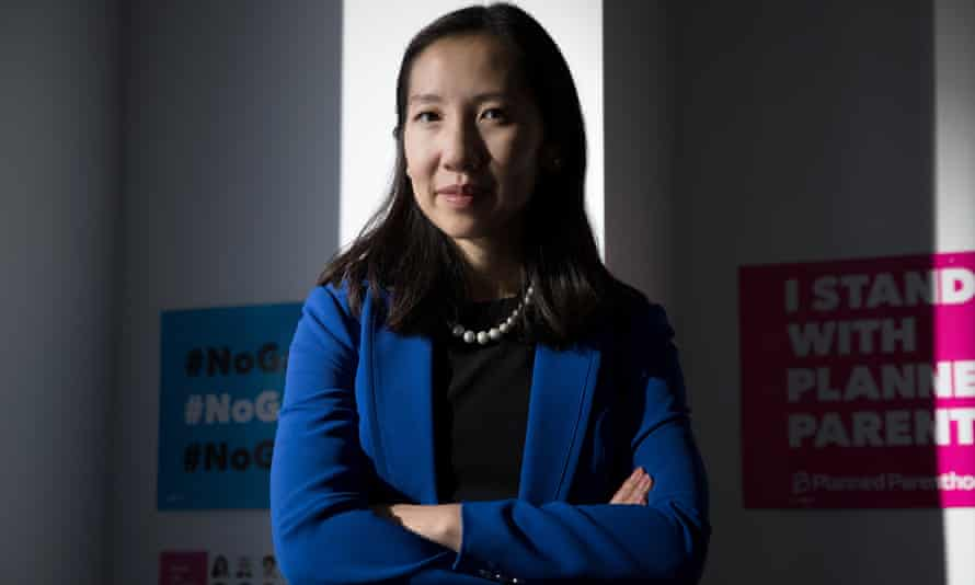 Leana Wen of Planned Parenthood said: 'We are ready to fight with everything we have.'