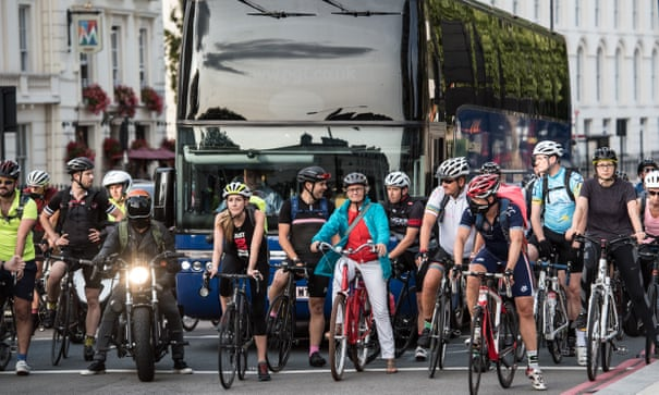 Killer cyclists? Let's not forget the real threat on our