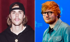 Justin Bieber & Ed Sheeran New Song I Don't Care Pop hit of the Year