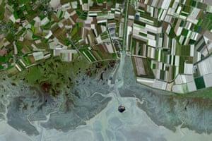 Mont Saint-Michel - off the coast of Normandy, France