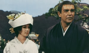 Sean Connery in disguise in You Only Live Twice.