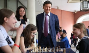 chess kirsan ilymzhinov