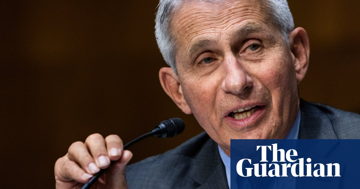 'Our society is totally nuts': Fauci emails lift lid on life in eye of the Covid storm