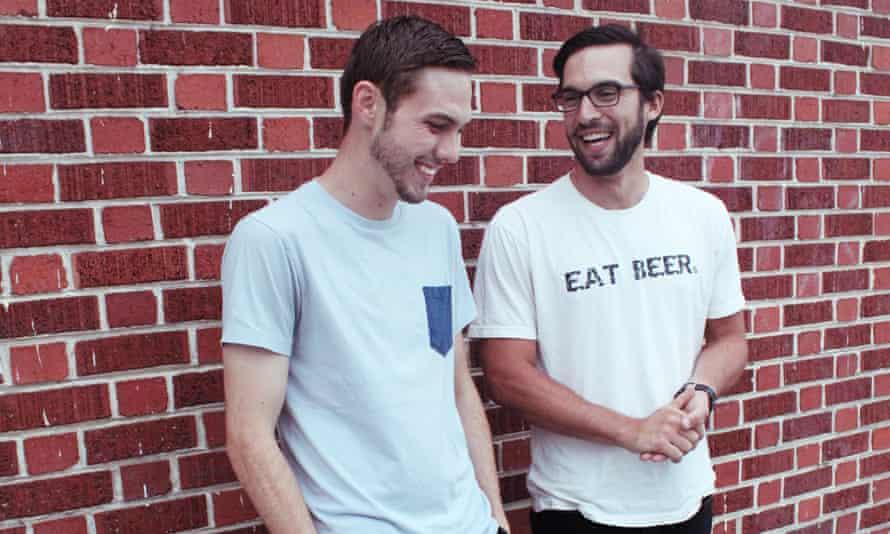 ReGrained founders, Jordan Schwartz (l) and Dan Kurzrock (r).