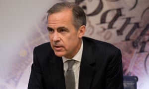 Bank of England governor Mark Carney is likely to come under pressure as MPs investigate the Bank's interest rate policy.