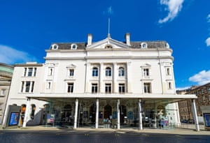 Royal Lyceum theatre in Edinburgh.