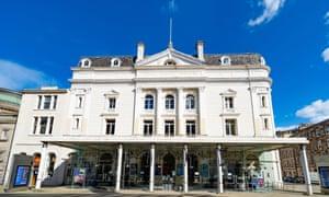 The Royal Lyceum Theatre in Edinburgh