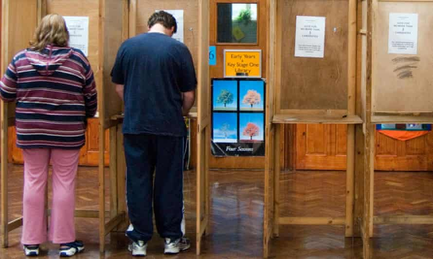 Concern has been rising in government circles about electoral integrity in the UK.