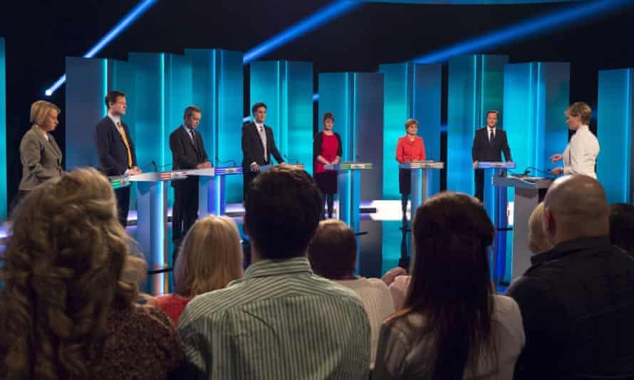 2015 leaders' debate