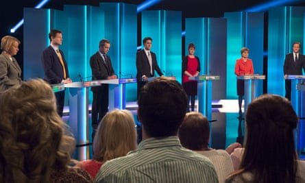 A leaders' debate on ITV in 2015