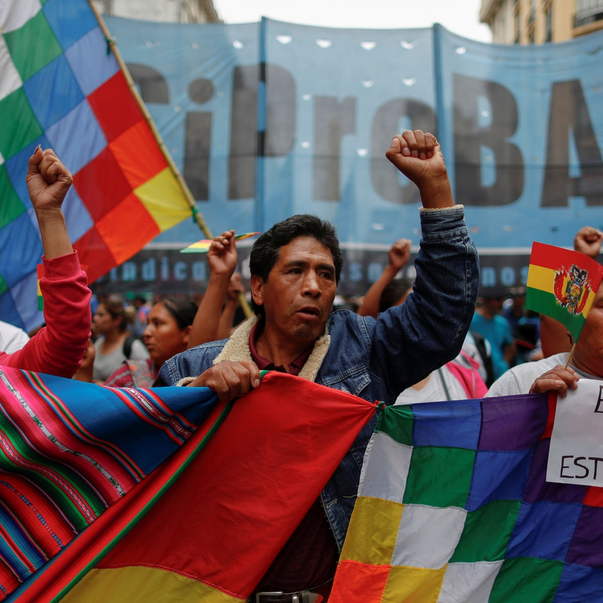 Former Bolivian Leader Evo Morales Granted Asylum By Mexico World News The Guardian