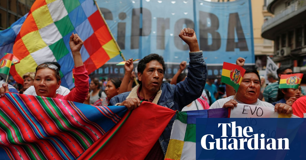 Former Bolivian leader Evo Morales granted asylum by Mexico