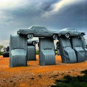 Carhenge, Alliance, Nebraska