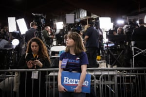 Sanders has galvanized young people hungry for change but struggled to win over older voters in the suburbs.
