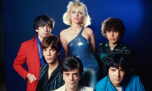 A twist of downtown irony … Blondie.