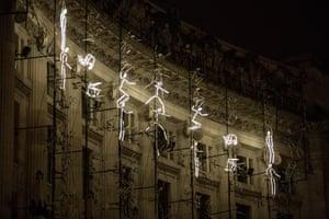 Keyframes by Groupe LAPS/Thomas Veyssière Regent Street