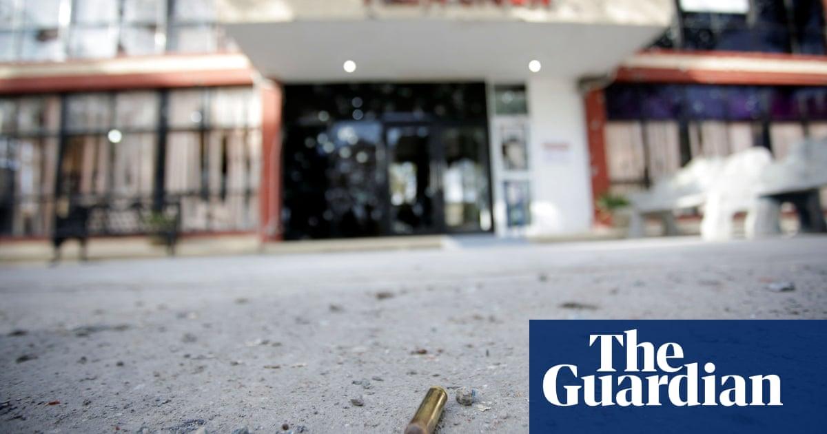 Mexico sues US gunmakers in unprecedented bid to stop weapons crossing border