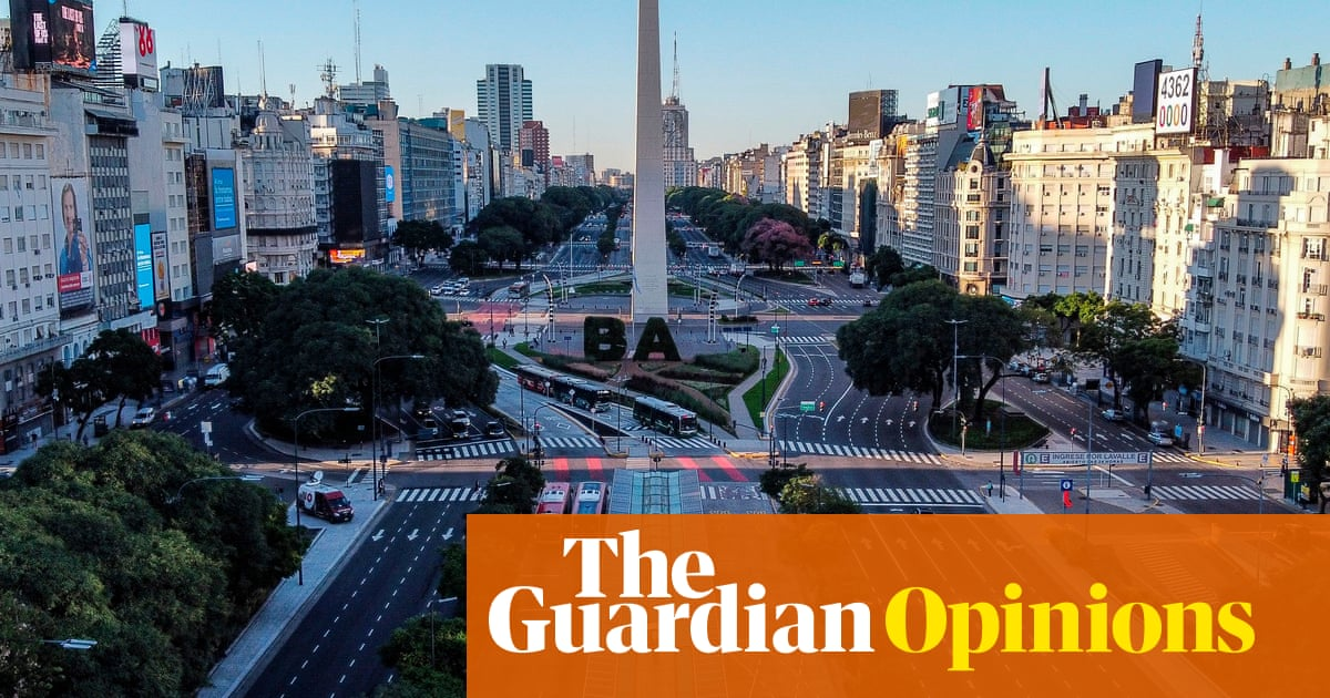 As Covid brings Argentina to its knees, the choice is clear: cancel Copa América now