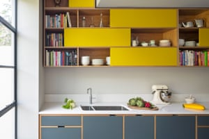 Kitchen by Uncommon Projects.