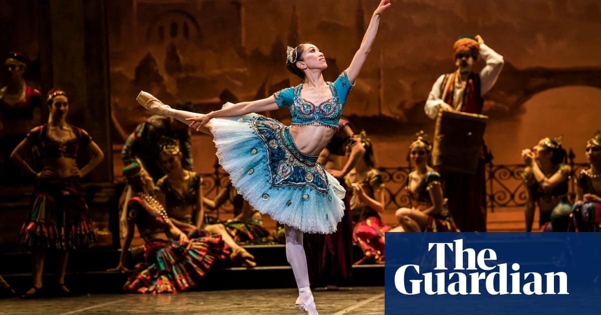 Ballerina Erina Takahashi: 'I didn't think I would have this challenge at this age'