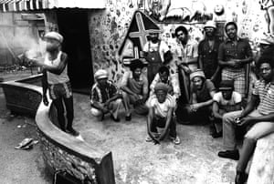 Black Ark Studio Musicians - Lee Perry, Cedric Myton and The Congos, Junior Murvin and others.