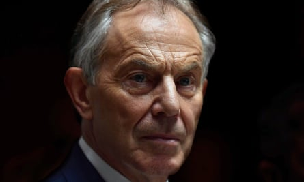 Tony Blair caused huge controversy when prime minister in deciding to take Britain into the invasion of Iraq in 2003.