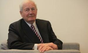 John Markham, chairman of the International Consortium of British Pensioners.