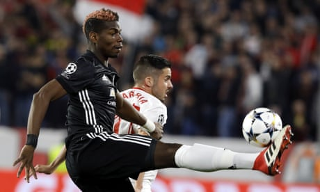 Paul Pogba needs to up his game to win back confidence of José Mourinho