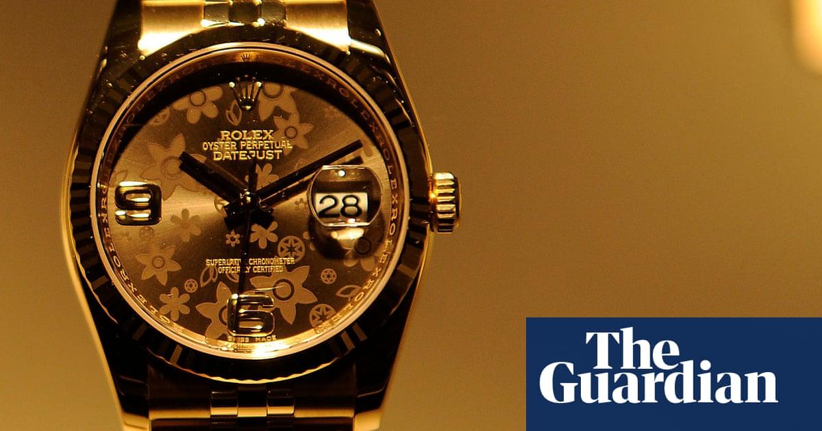 Luxury watch sales surge as Britons go on spending spree with lockdown savings
