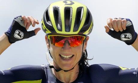 Annemiek van Vleuten wins La Course by a stretch ahead of Lizzie Deignan