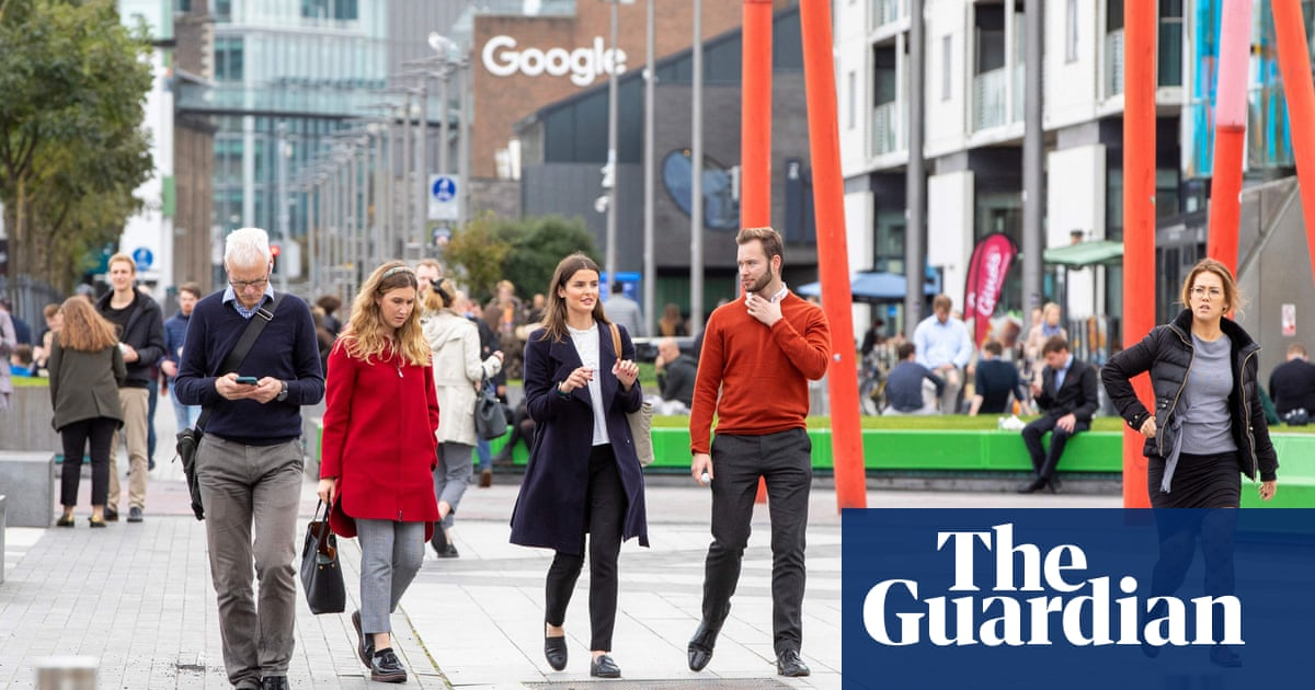 Will Ireland's corporation tax rise see tech companies leave Dublin?